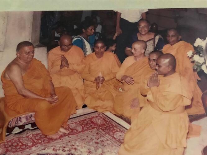 new bhikkhunis 1996 from ven sudarshana