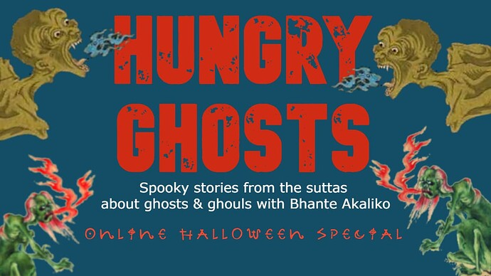 hungry ghosts final no date