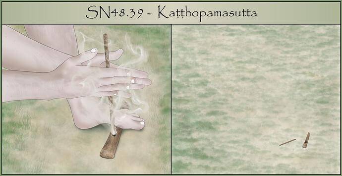 SN48_39 - fire sticks