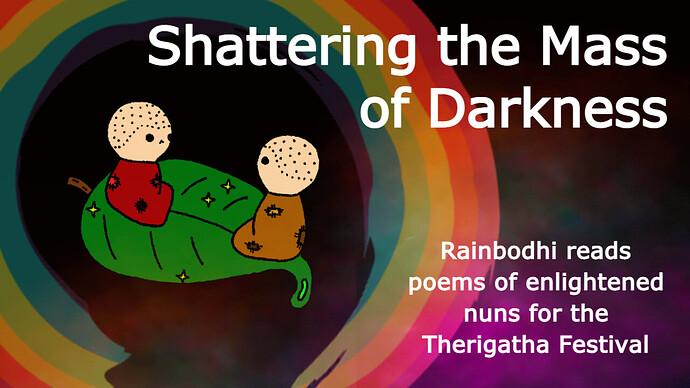 Rainbodhi-Therigatha-Poster