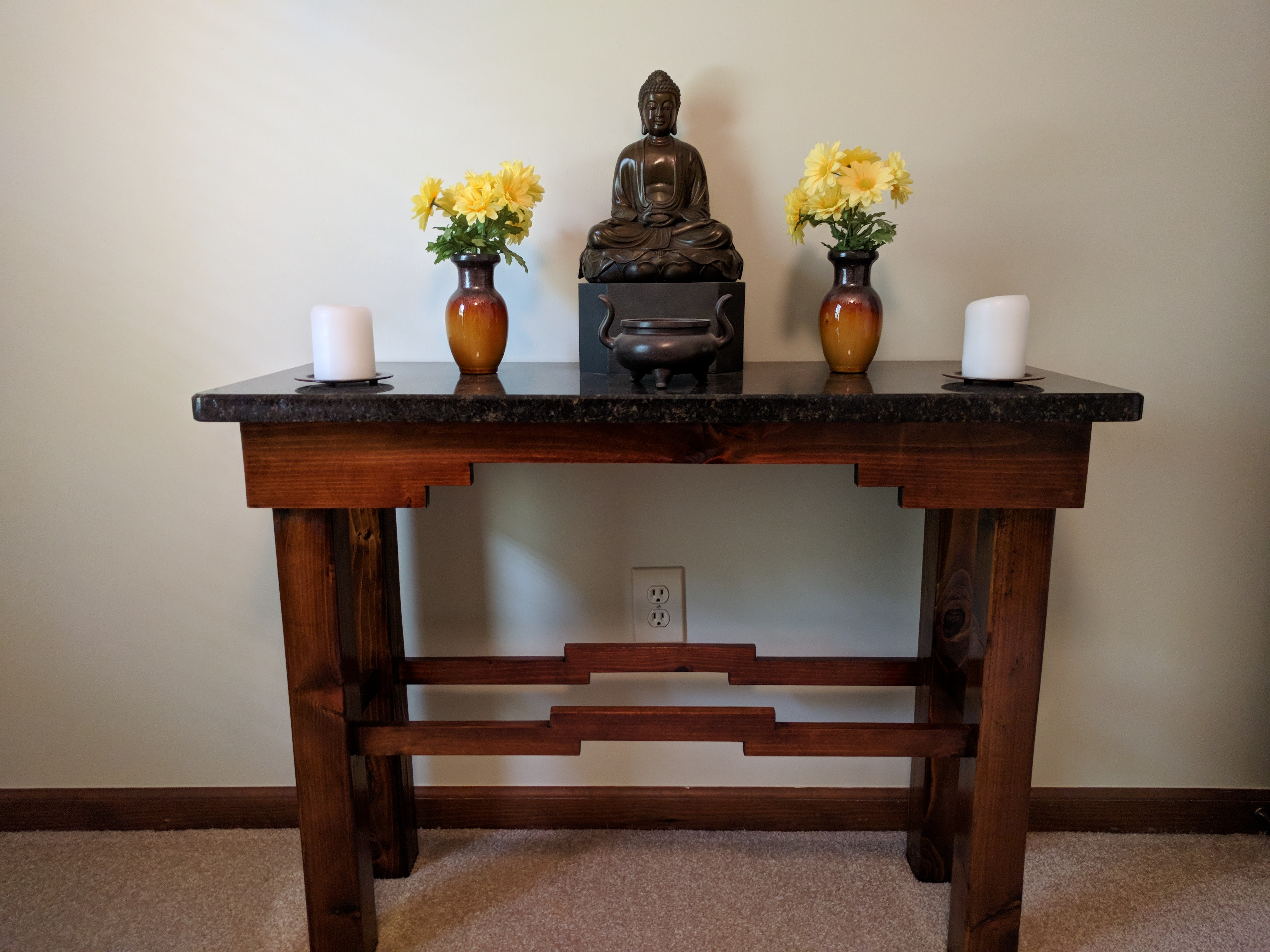 Theravadin Home Altar The Watercooler Discuss Discover