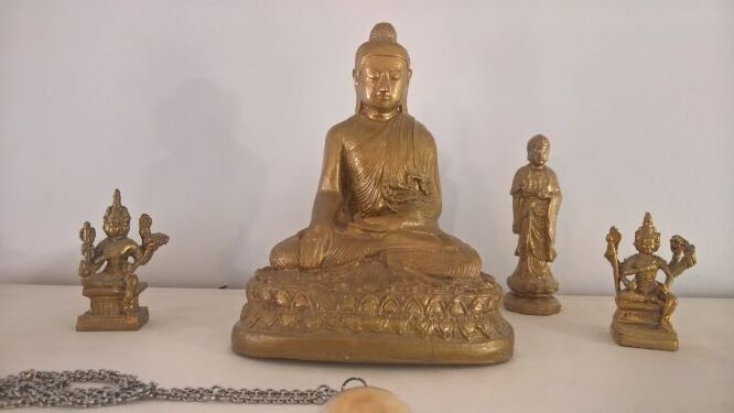 Buddha and Brahma 2